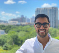 Ali Haji is a counselor in Dallas TX